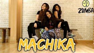 Machika-J Balvin, Jeon, Anitta  Zumba Fitness  Padmavati Iyengar