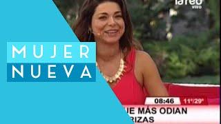 Ana Sol Romero se confiesa en Mujeres Primero: la verdad de las mamás primerizas