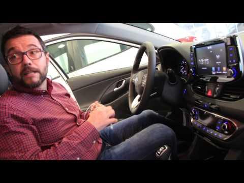 Presentacin nuevo Hyundai I30