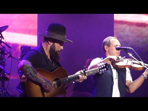 My Old Man by Zac Brown Band (St. Louis)