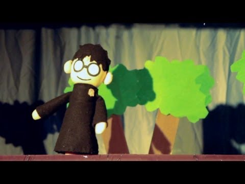 Potter Puppet Pals Live at The Yule Ball 2011 (part 1)