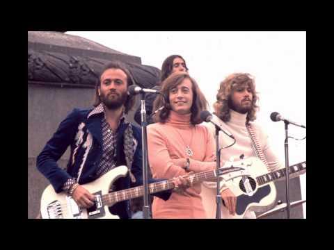 Bee Gees - Lamplight (Keep on Burning)