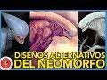 watch he video of MÁS CONCEPT ART DE ALIEN: COVENANT CON DISEÑOS ALTERNATIVOS DEL NEOMORFO