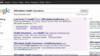 Affordable Health Insurance Plans | Obamacare Is Here, Save Now