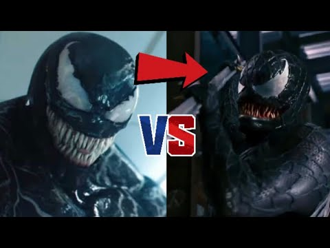 Venom 2007 vs. Venom 2018 6 The Crossover - YouTube