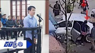 Tuyên án tài xế xe Camry điên gây tai nạn   VTC