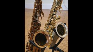 The Rarest Selmer VS The Wilmington Alto Saxophone!