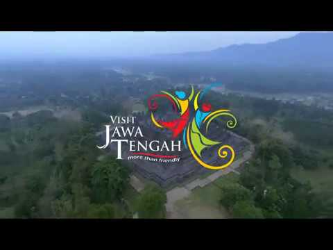 Jelajah Destinasi Wisata Unggulan Jawa Tengah