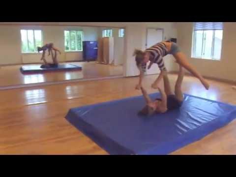akrobatik i skolen