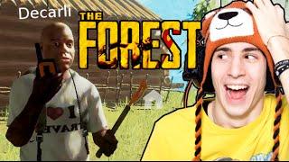 THE FOREST ONLINE!! (Epico) - w/ Leonardo Decarli