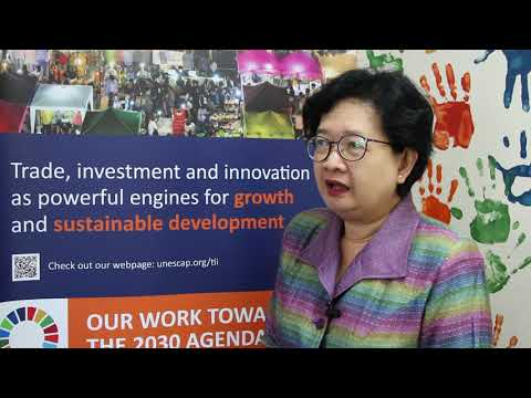 Voices from the Fifth Asia-Pacific Trade and Investment Week: Bussarakum Sriratana