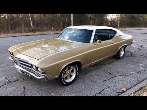 1969 Chevelle Classic Hotrod Maple Motors