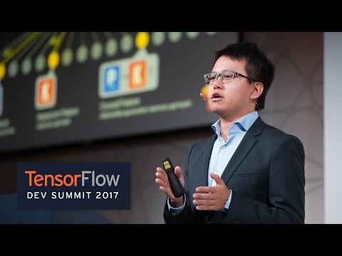 Wide & Deep Learning: Memorization + Generalization with TensorFlow (TensorFlow Dev Summit 2017)