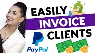 How to Create an Invoice Using Paypal & Send it to Your Client 💵 ✅