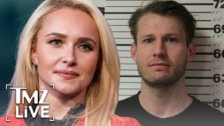 Hayden Panettiere's BF Arrested for Domestic Violence | TMZ Live