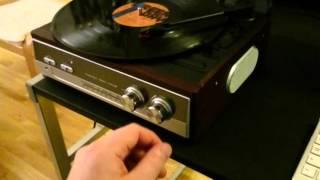 50 dollar turntable - Soundmaster PL 186