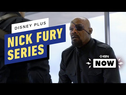 Marvel's Nick Fury Series in Development for Disney Plus - IGN Now