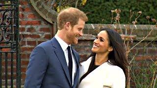 На свадьбе принца Гарри и Меган будет 600 гостей