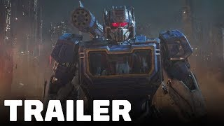 Bumblebee - Official Trailer 2 (2018) Hailee Steinfeld, John Cena