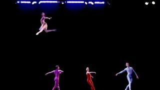 Cade Museum- Physics of Flight Dance