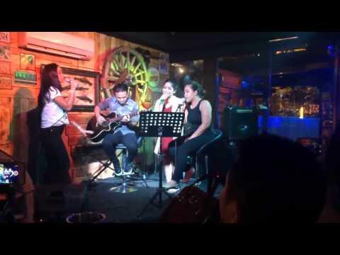 PAG SURE UY Live!! ZHALIA  @ 801_Infinity Resto Bar
