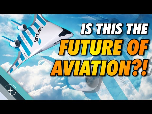 The Future of Commercial aviation?! MAVERIC