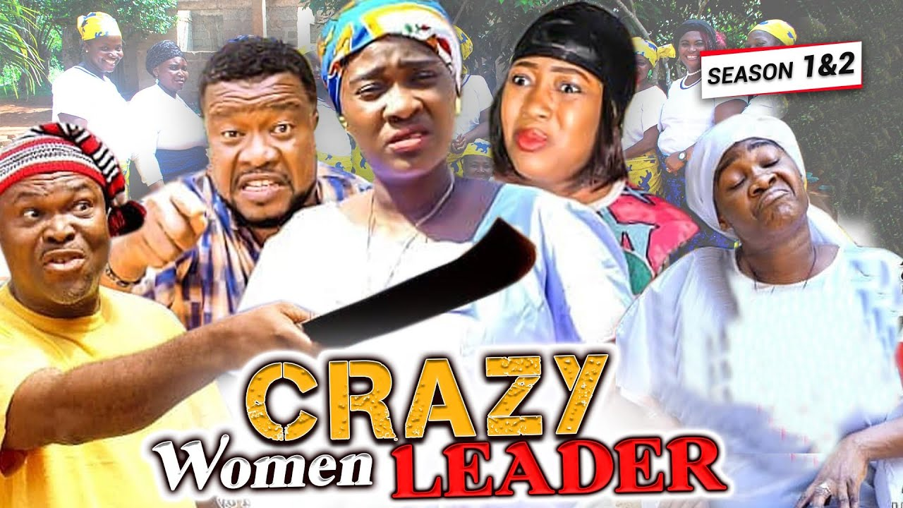 Download CRAZY WOMEN LEADER PART 1&2 (MERCY JOHNSON NEW HIT MOVIE) 2021 LATEST NIGERIAN MOVIE NOLLYWOOD MOVIE