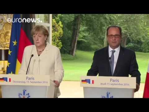 France et Allemagne   des propositions communes pour désembourber l'Europe