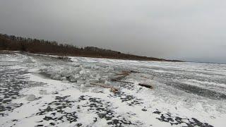Братское водохранилище Район Усть Алтан Закрытие сезона 24 04 21