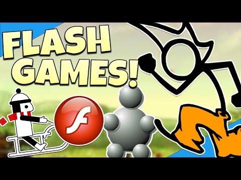 THE BEST OLD FLASH GAMES! - Diamondbolt