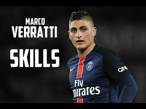 Marco Verratti ▶ The Magician ● Best Skills Ever ● HD