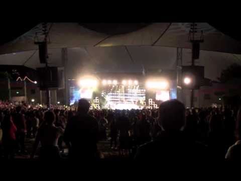 MBC K-pop girls generation shoreline amphitheater Mountain V