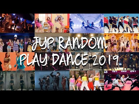 JYP RANDOM PLAY DANCE 2019