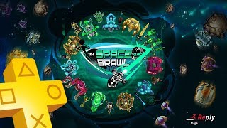 In Space We Brawl PS Plus April 2018 until May 2018