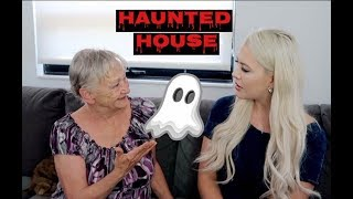 My Grandma Shares HER Paranormal Experiences...
