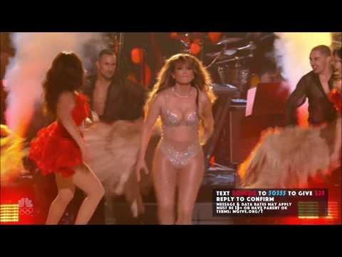 Jennifer Lopez Let's Get Loud Somos Una Voz