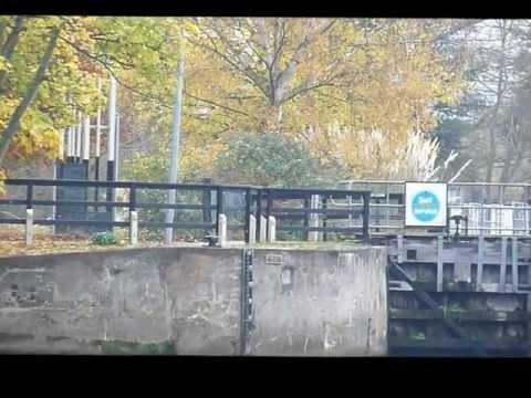 Abingdon Weir - Thames Oxford