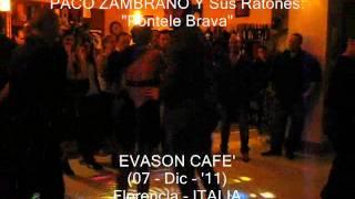 Paco Zambrano Y Sus Ratones - PONTELE BRAVA