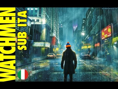 Bum Reviews - Watchmen (film) SUB ITA