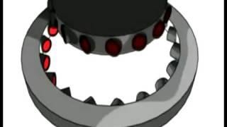Motor magnetico Penderev