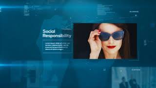 Technology Promo Slideshow  - Best After Effects Templates