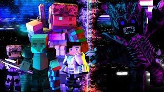 Minecraft Invasion From Beyond Movie