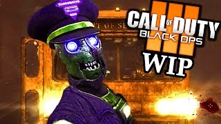TRANZIT REMASTERED COMING TO BO3 ZOMBIES MODS! Call of Duty Black Ops 3 WIP Gameplay