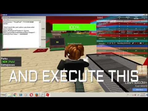 SUPER HERO TYCOON MONEY HACK ROBLOX MARCH WORKING LVL7