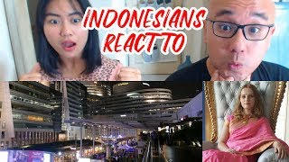 Indonesians React To India- the future superpower is reclaiming- by Karolina Goswami
