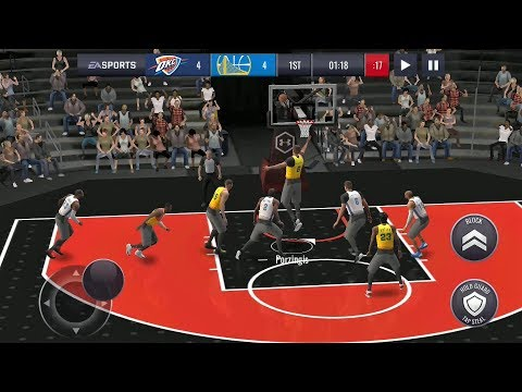 NBA LIVE Mobile Basketball Android Gameplay