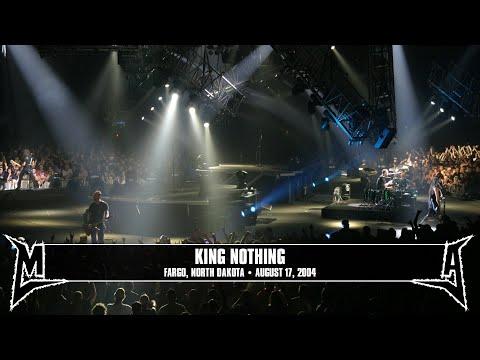 Metallica: King Nothing (MetOnTour - Fargo, ND - 2004) Thumbnail image