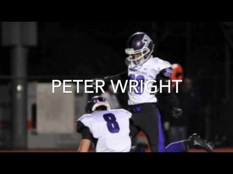 Peter Wright Football Kicker