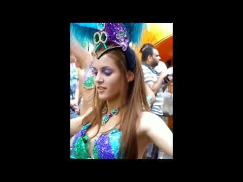 Copenhagen Carnival - Dancing Beauty