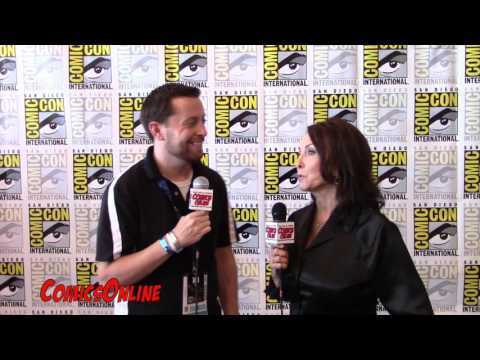 SDCC 2016:  with Tress MacNeille Animaniacs